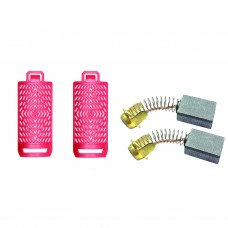 RAIDER RDI-AG56 Set 2 filtre praf si perii de carbon