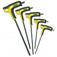 Set 17 chei combinate 6-32 mm YATO