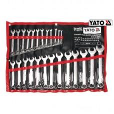 Set 25 chei combinate 6-32 mm YATO