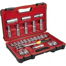 FMHT0-73023 SET TUBULARE 25 PIESE STANLEY 1/2