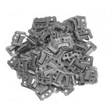 Cleme pentru lambriu 3 mm 100 de bucati VOREL