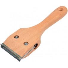 Rascheta dubla pentru lemn 60 mm VOREL