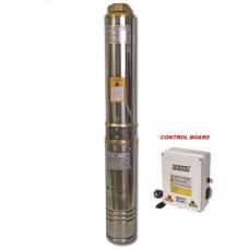 Pompa submersibila cu turbina pentru adancime 1100 W Raider Power Tools
