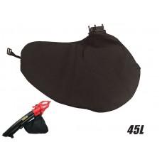 Sac 45 L pentru aspirator cu tocator si suflanta pentru frunze 2800 W RD EBV02