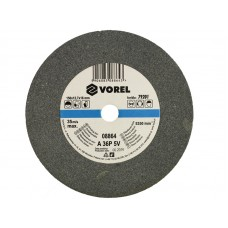 Disc abraziv pentru polizor de banc 150x12x15 mm VOREL