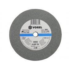 Disc abraziv fin pentru polizor de banc 150x12x15 mm VOREL