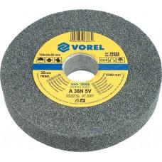 Disc abraziv polizor de banc 150x32x25 mm fin VOREL