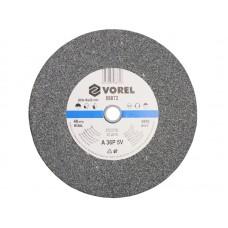 Disc abraziv pentru polizor de banc 200x16x20 mm VOREL