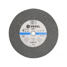 Disc abraziv fin pentru polizor de banc 200x16x20 mm VOREL