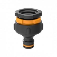"""FISKARS Adaptor robinet multifunctional cu filet exterior de 1/2"""", 3/4"""" si 1"""""""