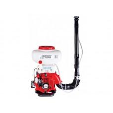 Motopompa pentru stropit culturi lichid sau praf 20 L motor pe benzina Raider Power Tools