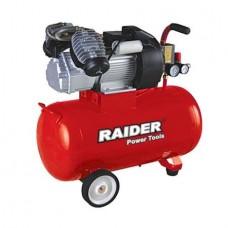 Compresor 100 litri 310 l aer refulat RAIDER