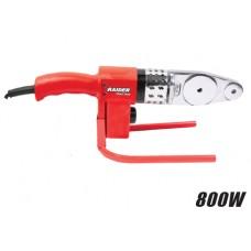 Trusa set lipire ppr 800 W cu 3 bac uri Raider Power Tools