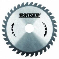 Disc circular taiere lemn cu diametru exterior 85 mm si diametru interior 10 mm 30 de dinti RAIDER
