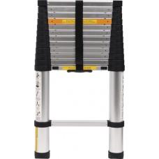 Scara telescopica aluminiu 13 trepte 3.8 m VOREL