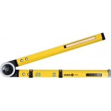 Compas pentru masuratori in constructii lungime 630 mm deschidere 0-270 grade