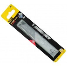 Set 10 lame segmentate FatMax 18 mm STANLEY