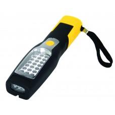 Lanterna LED pentru inspectie cu baterie LI ION Topmaster Profesional