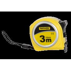 Ruleta 3 x 16 mm Topmaster Profesional