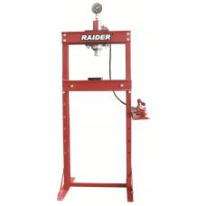 Presa hidraulica cu manometru max 20T RD-HP04 RAIDER