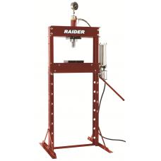 Presa hidraulica de banc cu indicator presiune 20 tone RD-HP05 RAIDER
