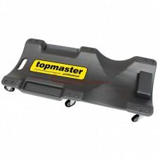 Targa mobila pentru service auto cu 6 roti TOPMASTER