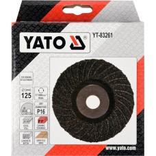 YT-83261 YATO DISC PENTRU SLEFUIT UNIVERSAL, 125MM, P16