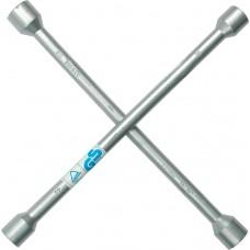 Cheie cruce pentru roti 17-19-22 mm VOREL