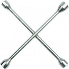 Cheie cruce pentru roti 17-19-21-23 mm VOREL