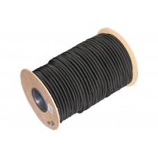 Funie polipropilena elastica neagra 8 mm 100 m VOREL