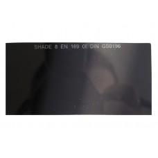 Sticla pentru masca sudura 50 x 100 mm e-8 VOREL
