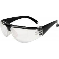 Ochelari de protectie cu rame negre VOREL