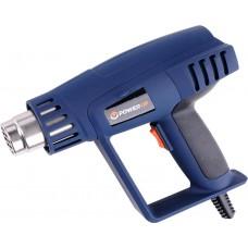 Pistol cu aer cald 2000 W cu accesorii POWERUP