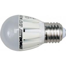 Bec LED P45 E27 3W 230V 3000K STHOR
