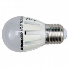 Bec LED P45 E27 5W 230V 3000K STHOR