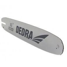 Lama de ghidaj 40 cm pas 3/8 1.3 mm pentru drujbe Dedra