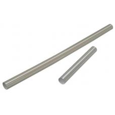 Baton de adeziv incolor standard pentru pistol electric pentru lipiri specifice 11 mm x 101 mm 24 bucati STANLEY