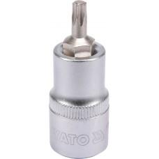 Bit torx T27 cu adaptor YATO