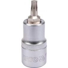 Bit torx T30 cu adaptor 1/2 55 mm YATO