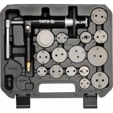 Ansamblu pneumatic pentru cilindre de frana YATO