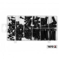 Set 106 suruburi cu cap hexagonal Yato YT-06778