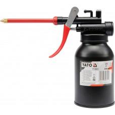 Pompita de ulei cu rezervor metalic 200 ml YATO