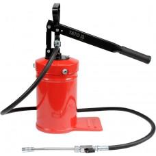 Pompa pentru gresat 4 kg YATO