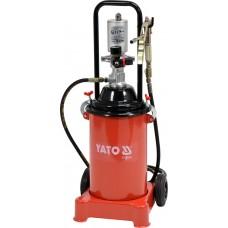 Pompa pneumatica pentru gresat 12 litri YATO