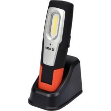 Lampa Led cu acumulator 3W 2200mAh USB YATO