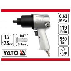 Pistol pneumatic aluminiu 550 Nm YATO
