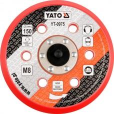 Disc pentru masina de slefuit pneumatica cod produs YT-09740 diametru 150 mm YATO