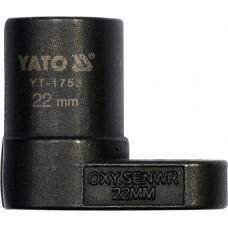 Cheie tubulara pentru sonda lambda YATO