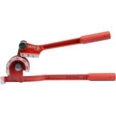 Dispozitiv pentru indoit tevi din aluminiu si cupru cu diametrul 6-10 mm YATO