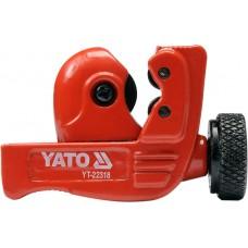 Dispozitiv pentru taiat tevi cu diametrul 3-22 mm YATO